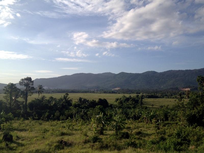 Sur la route du Sud, Koh Samui