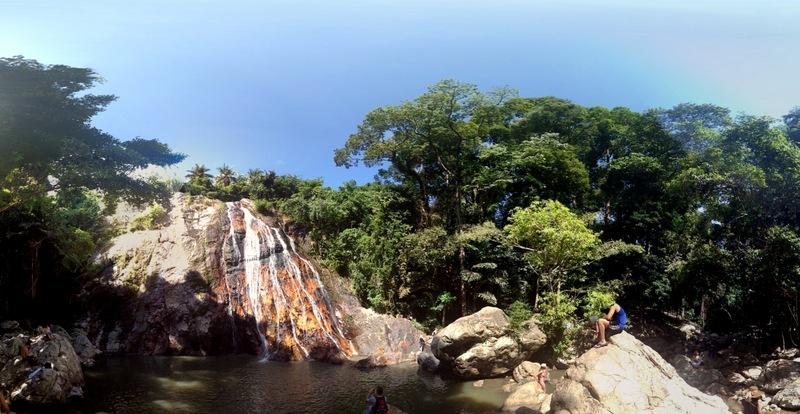 Cascade de Namuang