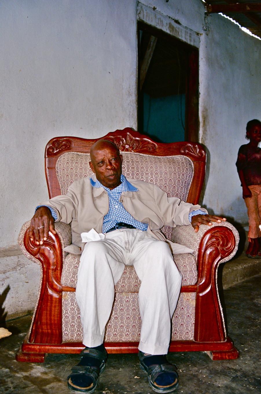 Le patriarche - Cameroun