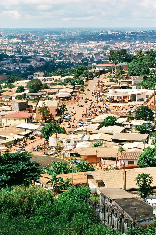 En ville - Cameroun