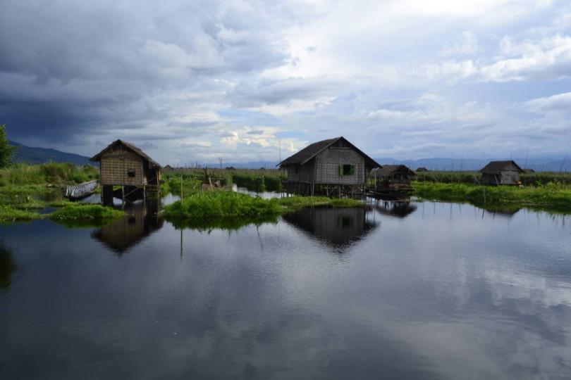 Au fil de l'eau - Birmanie