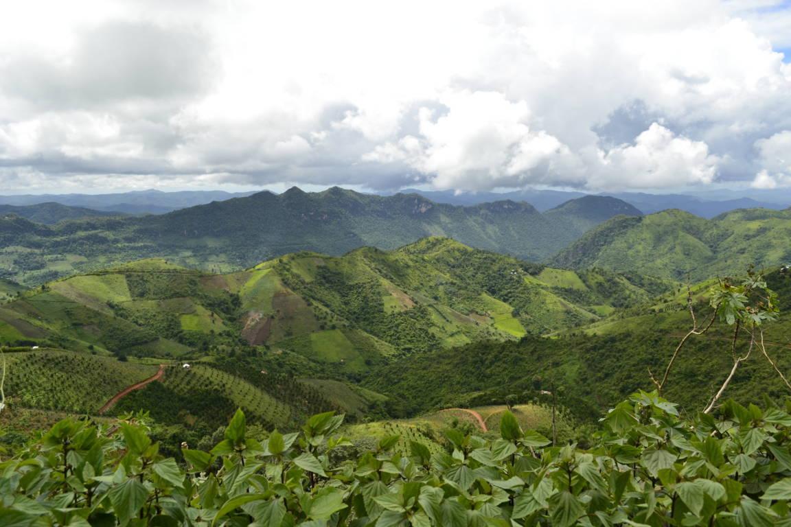 Montagnes - Birmanie
