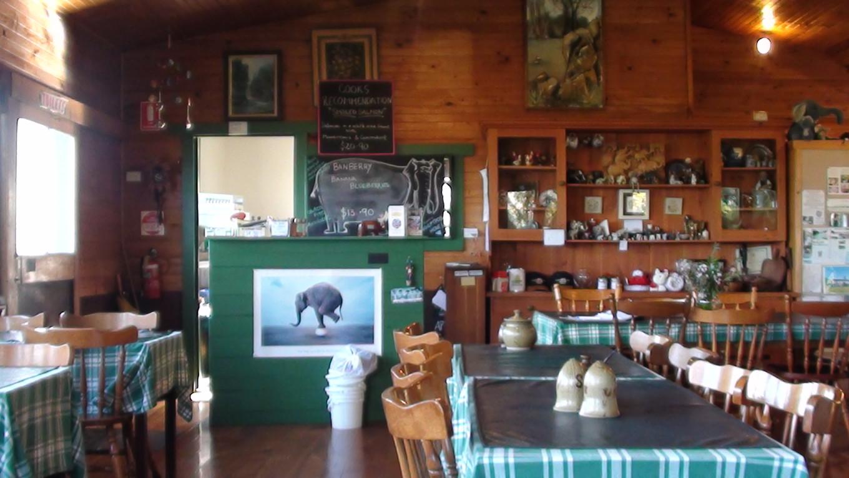 Mount Elephant Pancakes