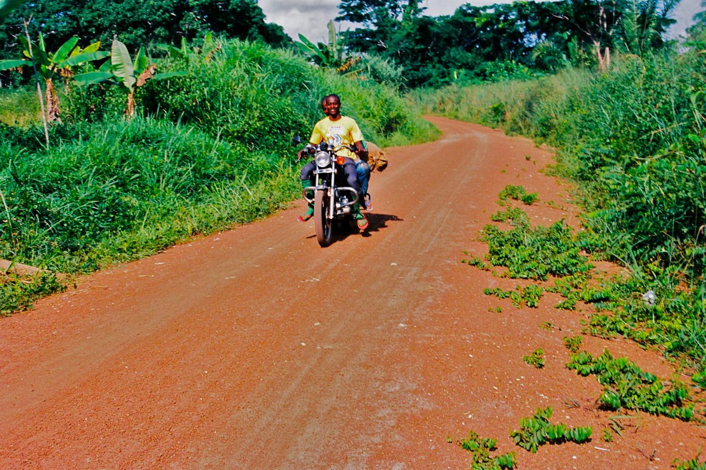 Dans la brousse - Cameroun