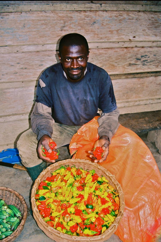En cuisine - Cameroun