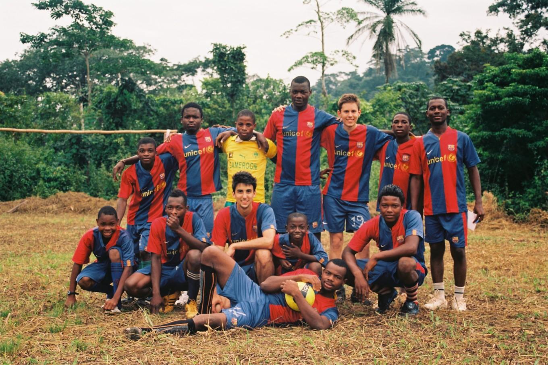 Les nouveaux lions indomptables - Cameroun