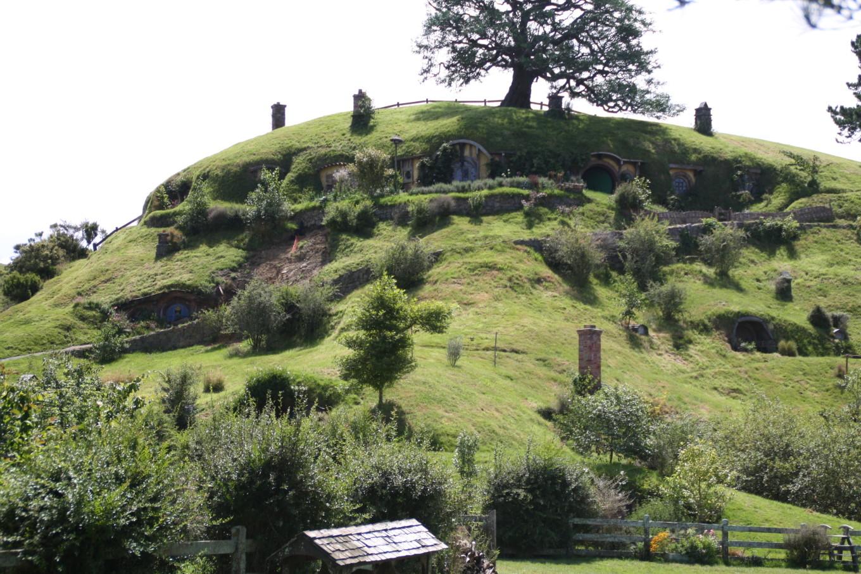 Hobbiton - Nouvelle-Zélande