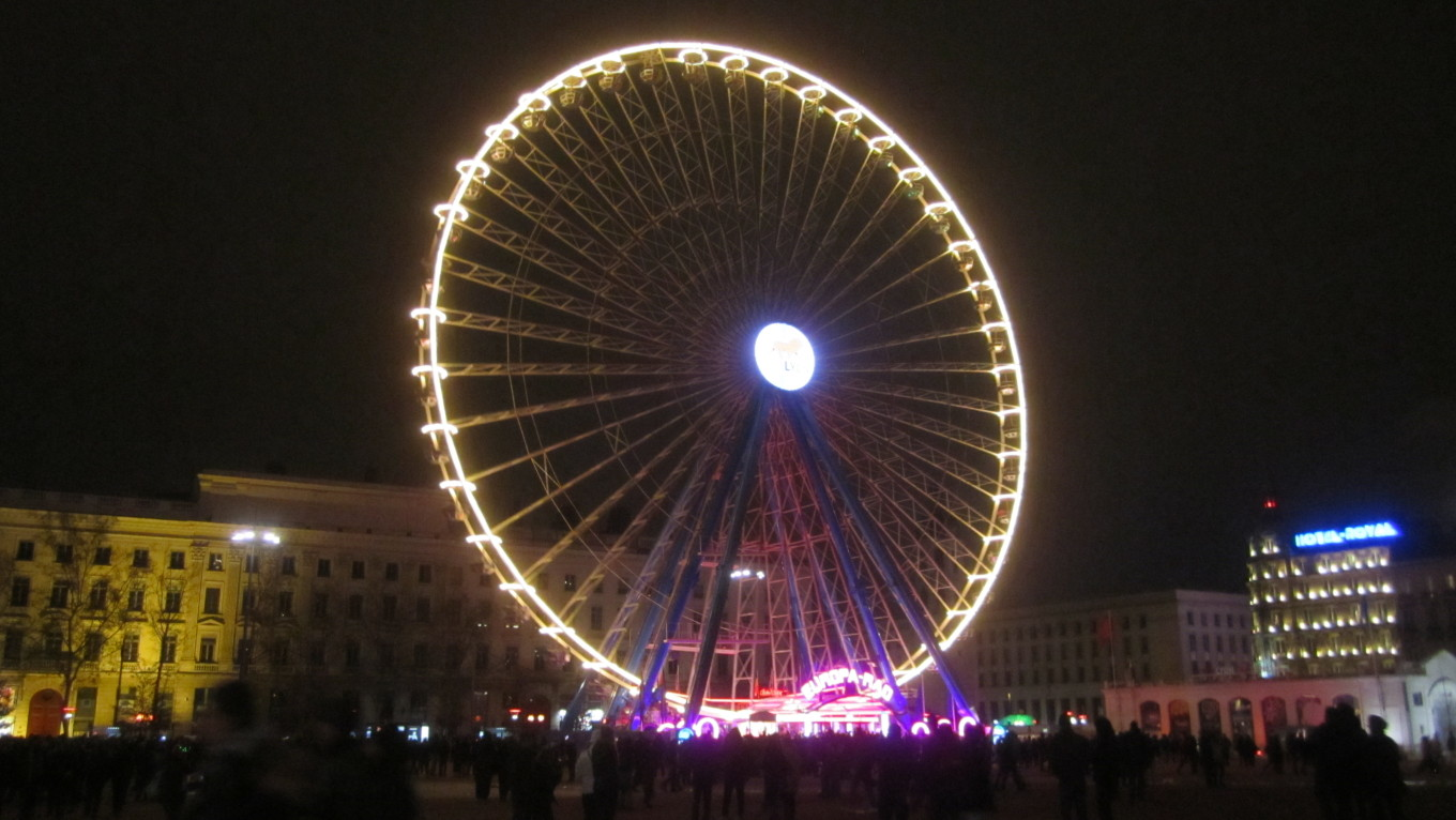 Place Bellecour - Lyon