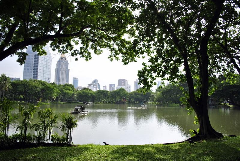 Lumpini Park, Thaïlande