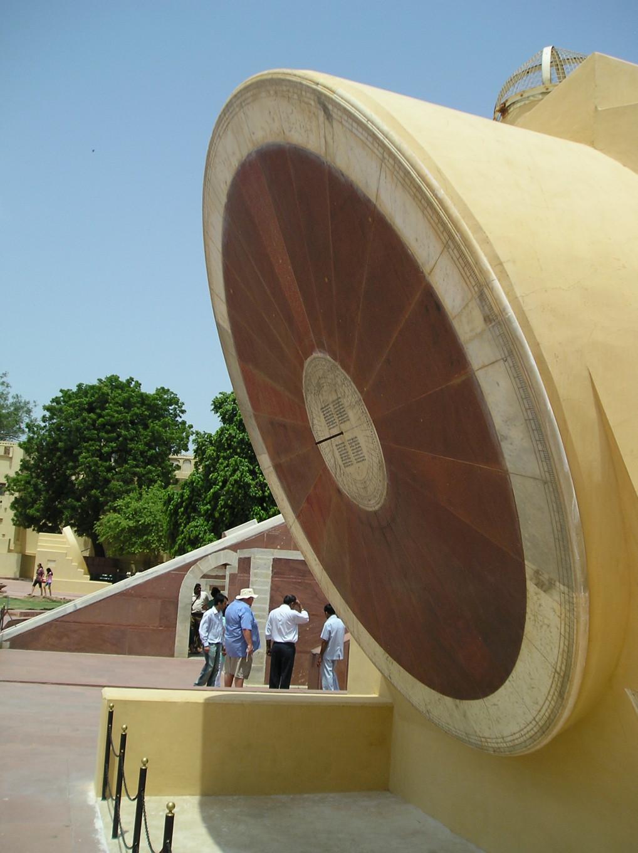 Jeux d'ombre et de lumière - Jantar Mahar de Jaipur