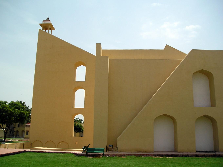 Observatoire astronomique de Jaipur - Jantar Mahar