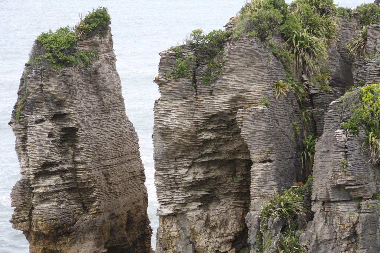 Pancakes Rock - Nouvelle-Zélande