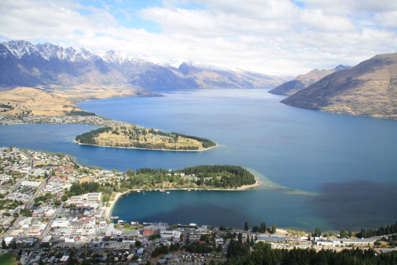 Queenstown - Nouvelle-Zélande