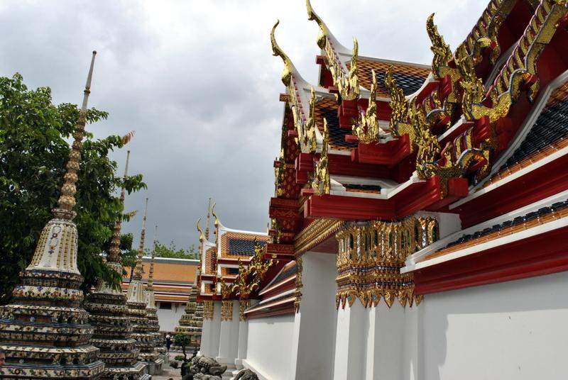 Wat pho, Thaïlande