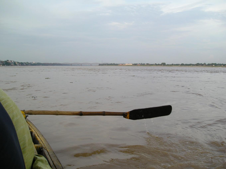 A emmener dans sa barque - Varranasi