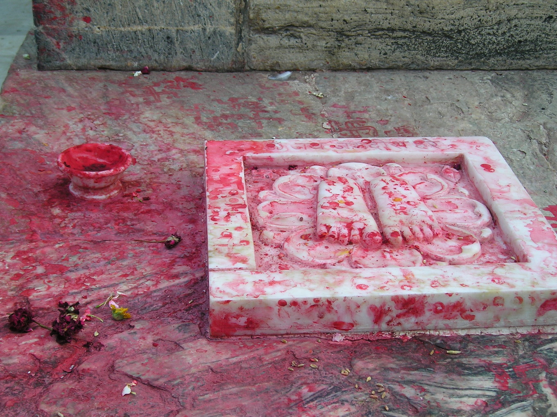 Avoir les bonnes chaussures à ses pieds - Udaipur