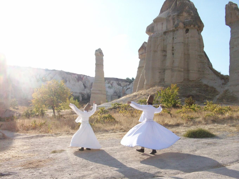 Danse en Cappadoce - Turquie
