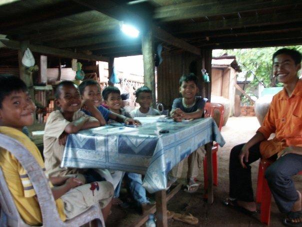 Rencontres Zellidja - Cambodge
