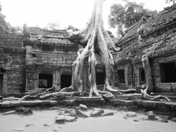 Ta Phrom - Cambodge