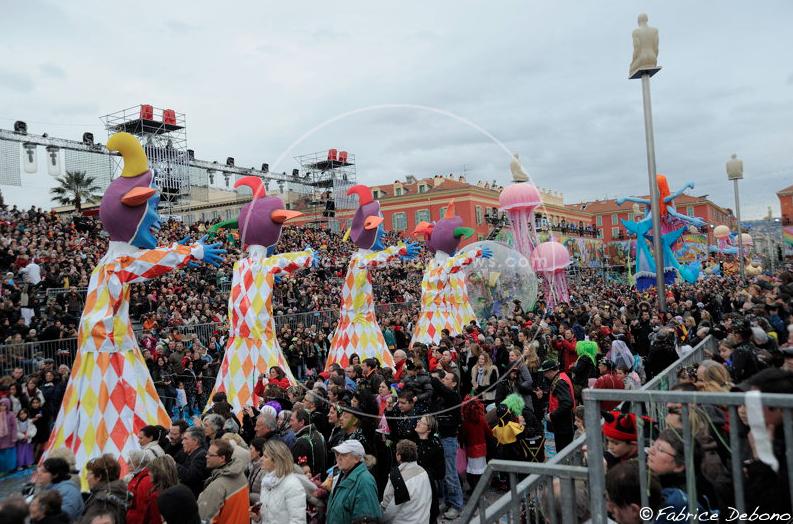 Le carnaval de Nice, fête populaire ?