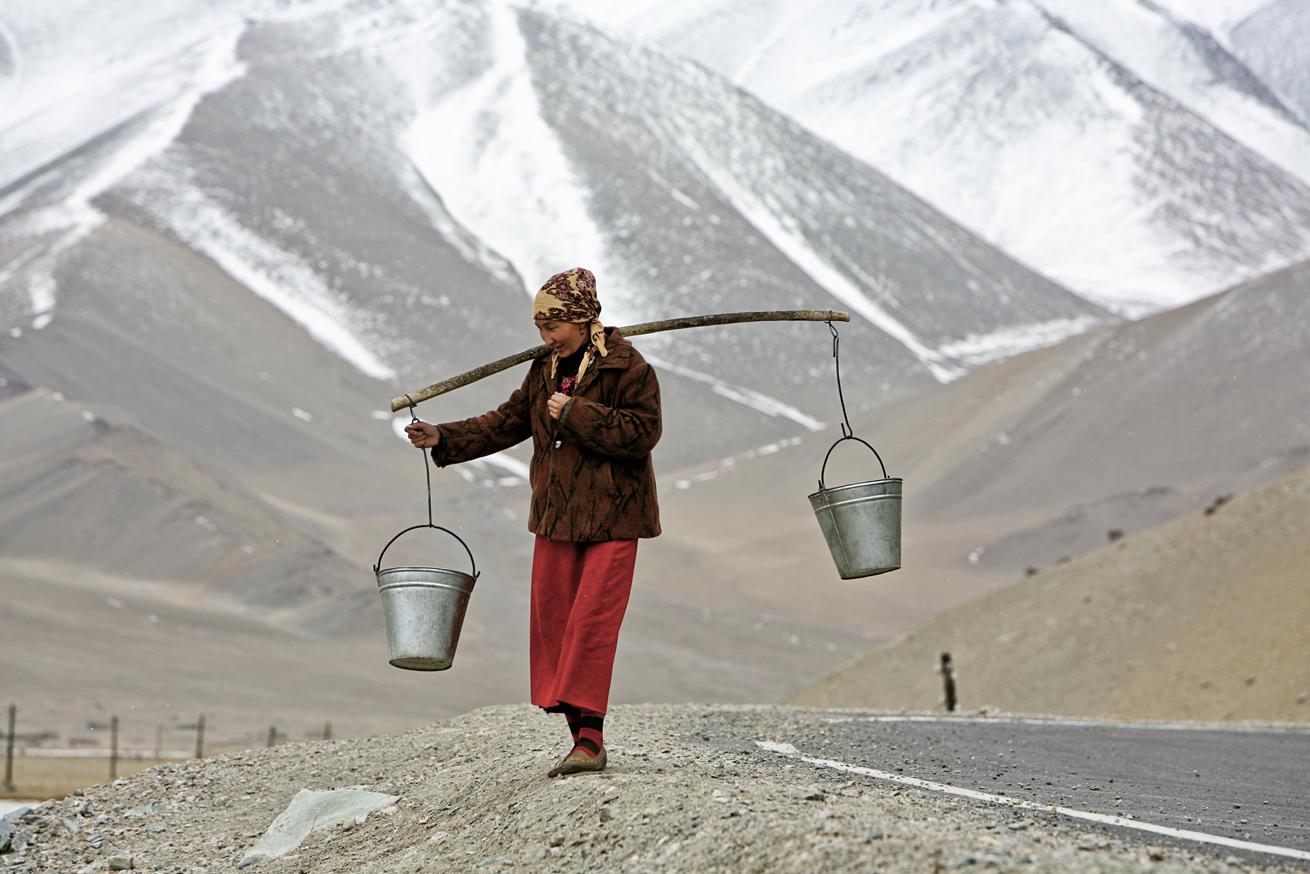 Sur la Karakoram Highway - Chine, Pakistan
