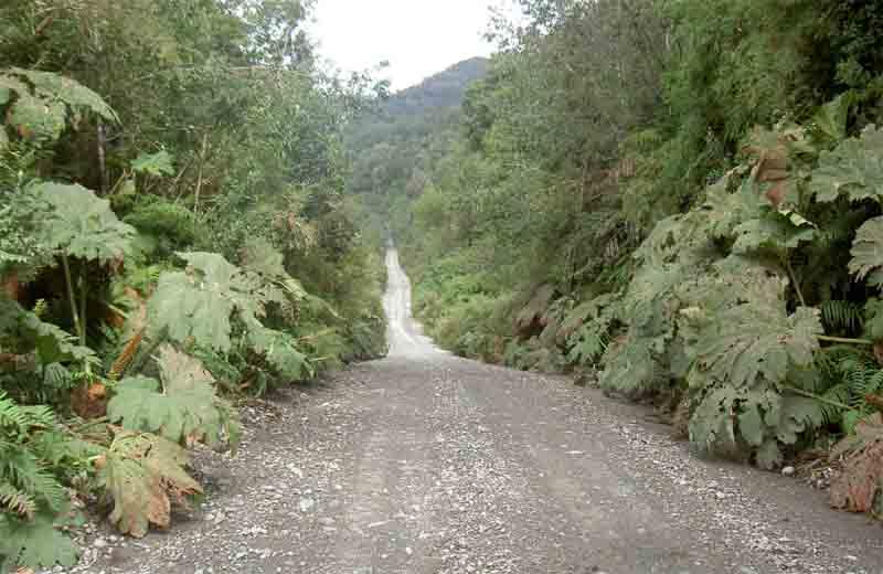 Sur la Carretera Austral - Chili
