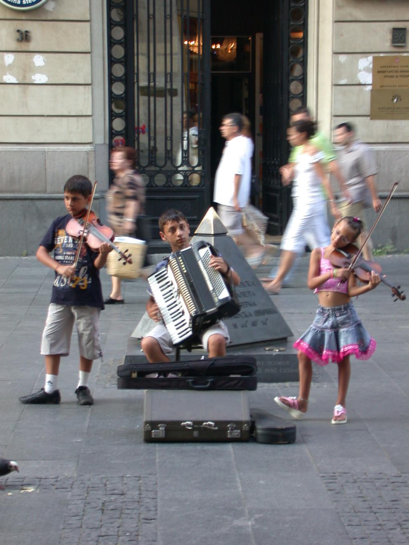Rue Knez Mihailova,- Belgrade, Serbie