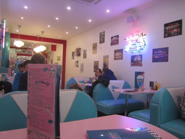 HD Diner ou le brunch américain, Lille