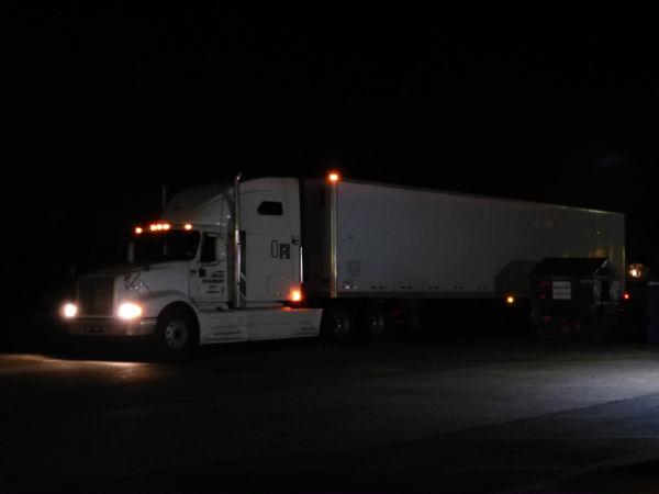 American Truck - Gaspésie Québec