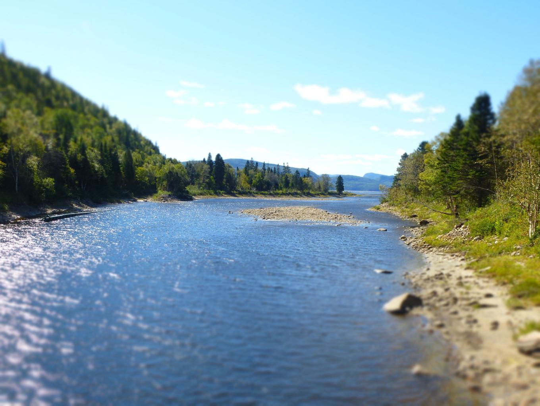 Rivière Sainte Marguerite - Québec