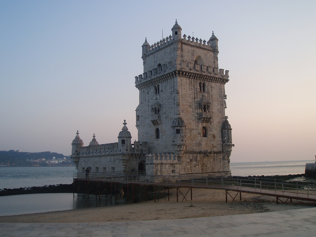 Tour de Bélem, Portugal