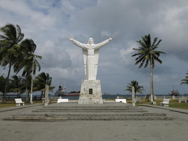 Colon, tout prêt de Panama City