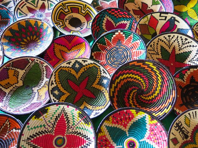 Artisanat incroyable des femmes Embera - Panama City