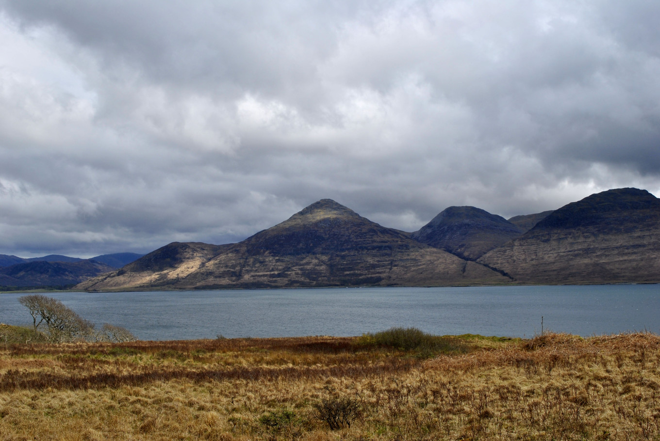 Pyramid of Mull - Ecosse