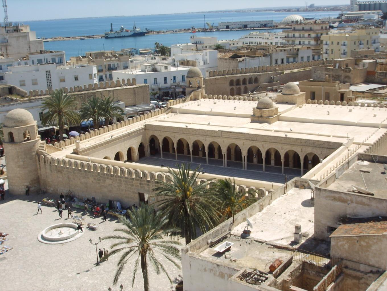 Grande Mosquée de Sousse - Tunisie