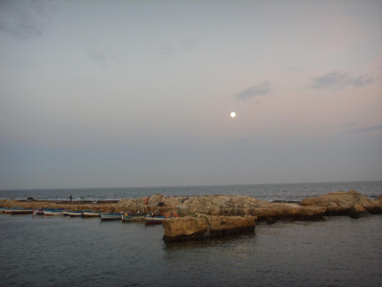 Ile Kerkennah, Tunisie