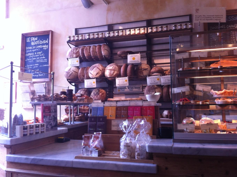 Au pain quotidien - Lille