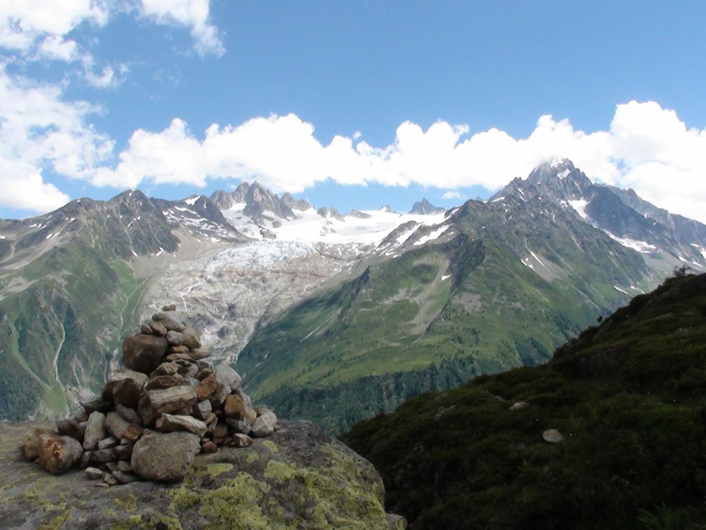 Glacier d'Argentière, Chamonix