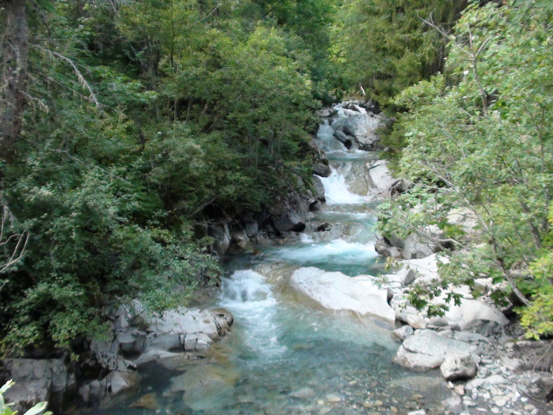 Cascade de Bérard, Chamonix