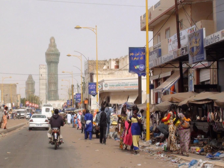Arrivée à Touba, Sénégal