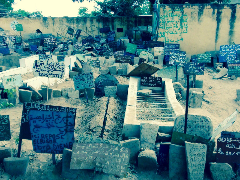 Cimetière de Touba, Sénégal