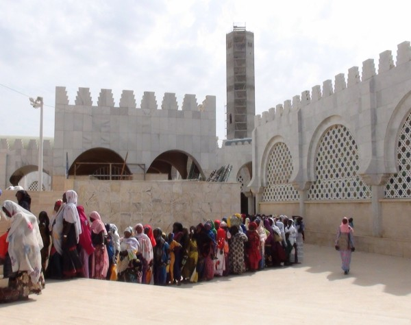 Magal de Touba, Sénégal
