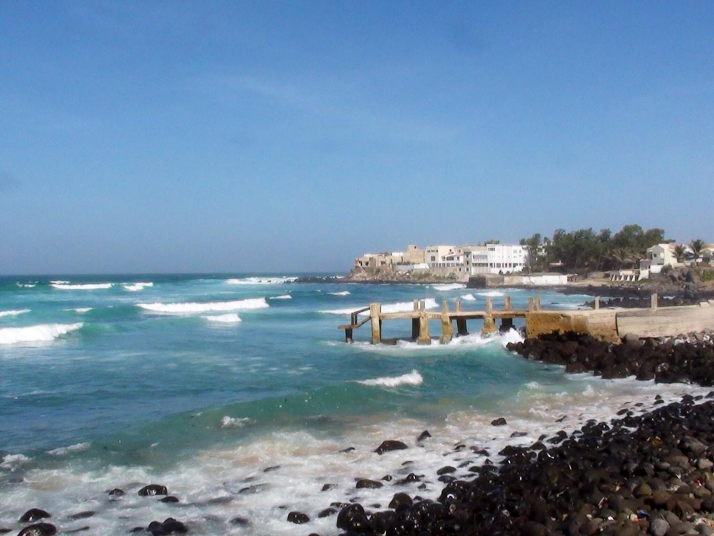 Plage de N'Gor Dakar Senegal