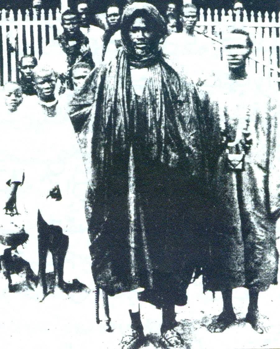 Mame Cheik Ibrahima Fall