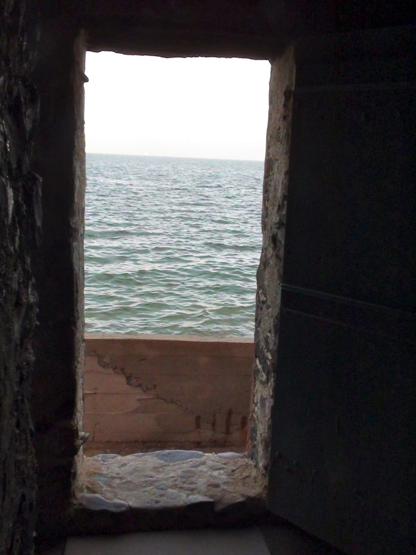 Porte du voyage sans retour, Sénégal