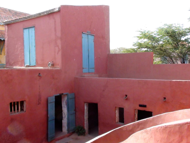 Maison d'esclaves Anne Pépin, Gorée, Sénégal