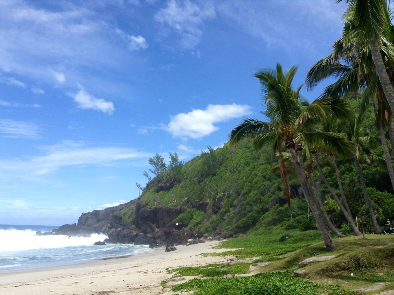 Plage de Grande Anse, Réunion