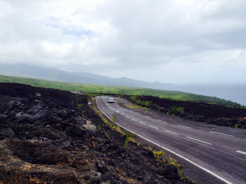 Route de l'Est, Réunion