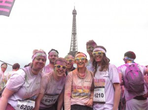 Run 2014, Paris (34 euros)