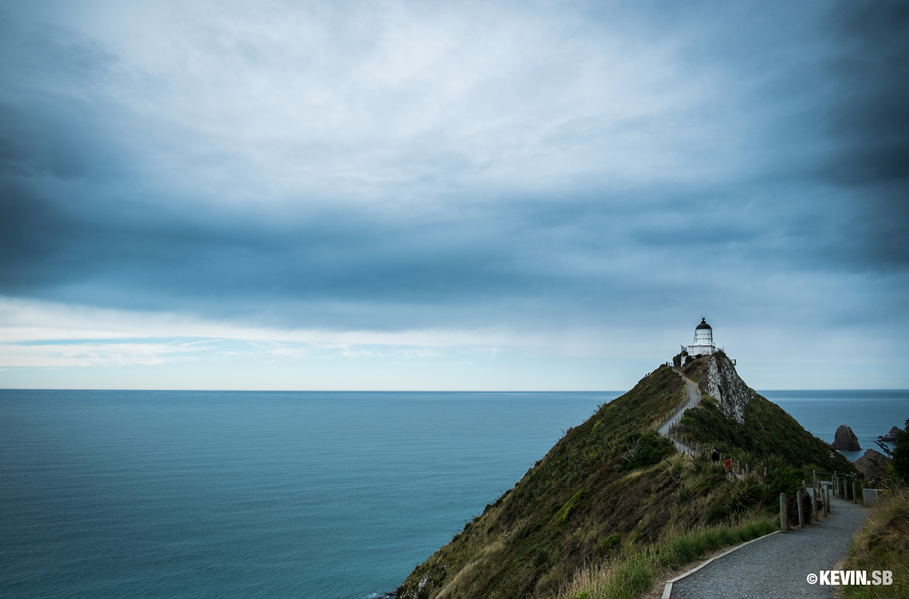 Nugget Point, Région des Catlins, Nouvelle-Zélande